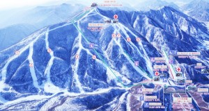 New ski resort echoes North Korea's '88 Olympics bid
