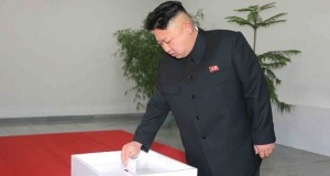 Kim elected with 100 percent of the vote - KCNA