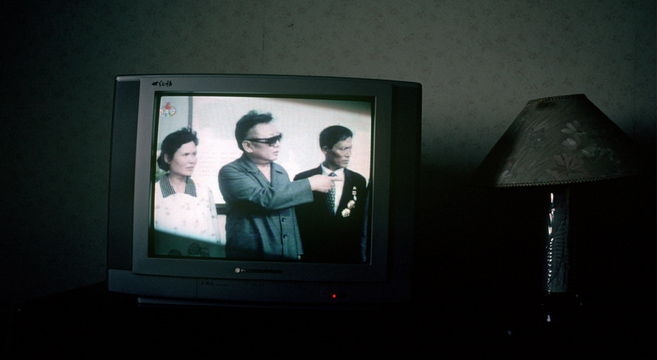 Kim Jong Il show continues | Picture: E. Lafforgue