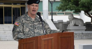 Senior USFK enlisted leader sees reasons for optimism in inter-Korean relations