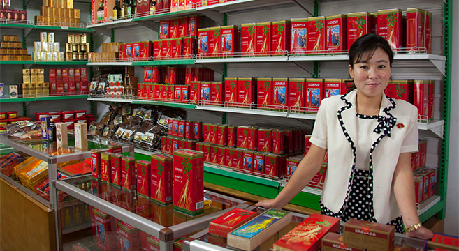 woman-trader-north-korea