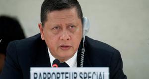 Ultra vires! Rapporteur's remit is not regime change