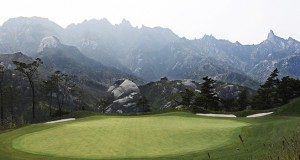 North Korea may host international golf tournament in Kumgang