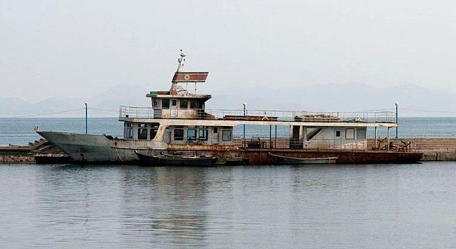 boat-dprk-sea