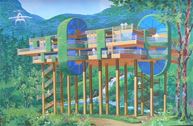 How North Korea Attempted To Sell Itself To The Outside World together with A North Korean Architects Crazy Visions Of The Future furthermore  on a north korean architects crazy visions of the future