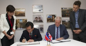 UK, N. Korea agree on more cultural exchanges