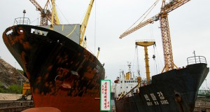 UN sanctions North Korean shipping company