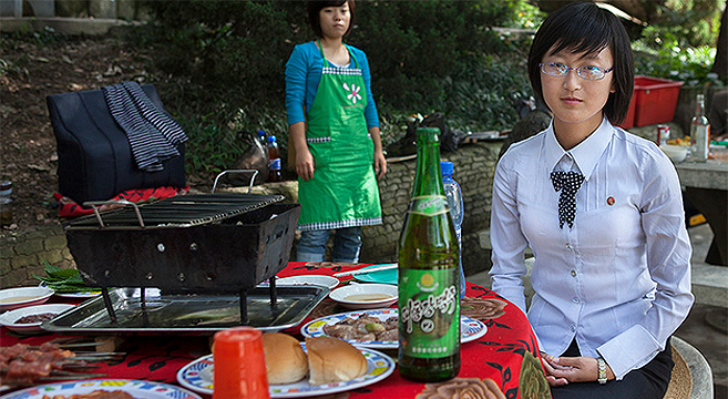 Taedonggang beer is North Korea's favorite | Picture: Eric Lafforgue
