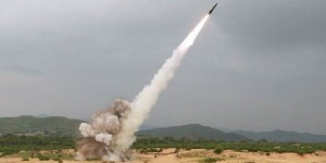 Recent launches revealed as surface-to-surface missile