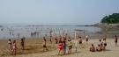 Tourist photos reveal Nampo's North Korean beach life