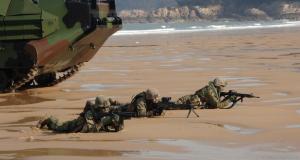 Joint military drills begin amid threats from North Korea
