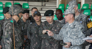 Joint U.S.-ROK drills end a day early
