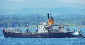 Sanctioned North Korean shipping company still operating