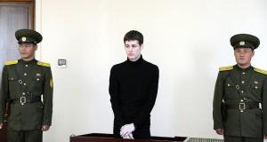 N. Korea sentences American Matthew Miller to six years hard labor