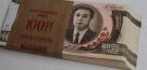 Black market cash: The real value of N. Korean won