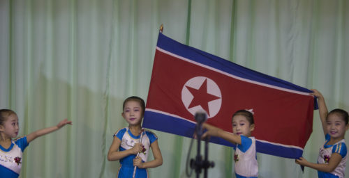 Childhood dreams, education and loyalty in North Korea