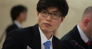 N. Korean video labels prominent defector a 'criminal'