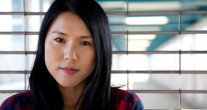 Author Kim felt close, yet distant to N. Korean students