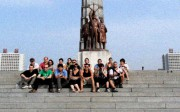 Tourism to North Korea suspended over Ebola fears
