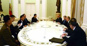 Why Kim Jong Un's special envoy just met Vladimir Putin