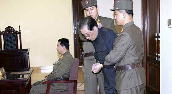 Rumors that Jang Song Thaek was executed by hungry dogs were false | Picture: KCNA