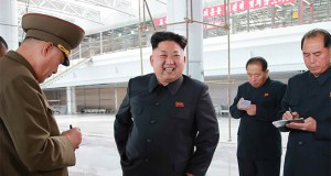 Kim Jong Un unhappy with construction of new airport terminal