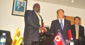 N. Korea requests Uganda to oppose International Criminal Court resolution