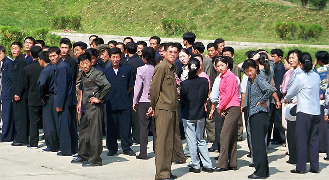Some say the organization is not helping North Korean refugees | Picture: R. Cunningham