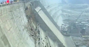 North Korea building 10 new hydroelectric dams
