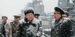 KPA Navy flag ship undergoing radical modernization