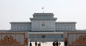 Chinese delegations not invited to Kim Jong Il commemoration