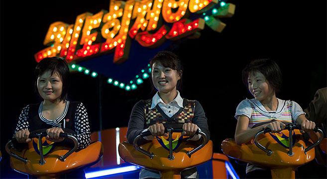 How happy are average North Koreans? | Picture: E. Lafforgue