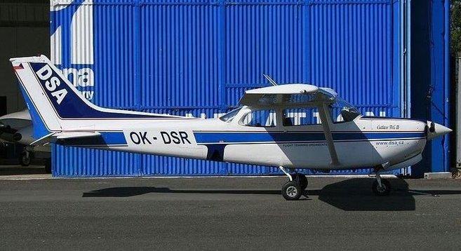 A Cessna 172 Skyhawk | Photo: Wikimedia Commons