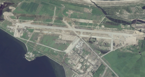 Wonsan airport undergoing major renovation, expansion