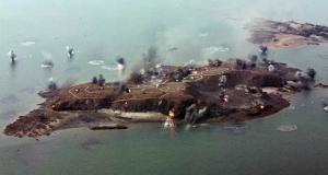 N. Korean military conducts island seizing drill