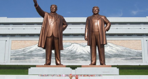 The hollow, vacant nature of Juche