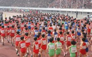 Pyongyang Marathon back on for foreigners amateur runners