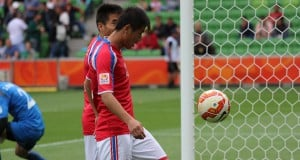 Songun soccer: Football politics in North Korea