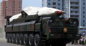 North Korea prepping Nodong missile - South Korean media