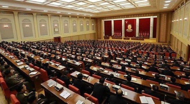 Enlarged meeting of the Political Bureau of the WPK Central Committee | Photo: KCNA