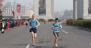In wake of border reopening, a successful Pyongyang Marathon?