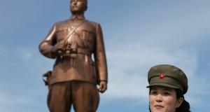 Colorized Kim Il Sung photos highlight North Korea's forgotten history