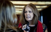 Criticizing human rights before DMZ march 'bananas' - Steinem