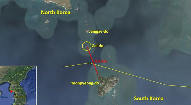 Map: Google Earth