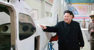 N. Korea manufacturing own light aircraft