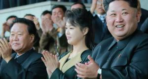 Kim Jong Un's wife reappears after extended public absence