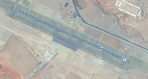 Imagery reveals renovations of Pyongyang airfields