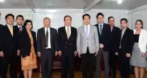 Thai delegation in North Korea amid growing ties