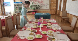 What's for dinner? The distinctive North Korean menu