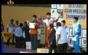 N.Korean athletes in international competition